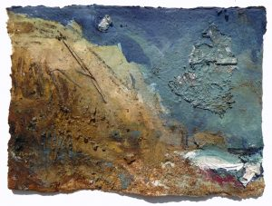 ART CARD: Watton Cliff-Glimmer