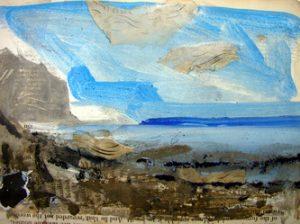 Charmouth Exodus drawings 6