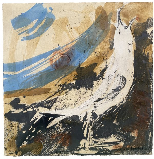 FRANCES HATCH EARTH GULL ARTIST PROOF 4