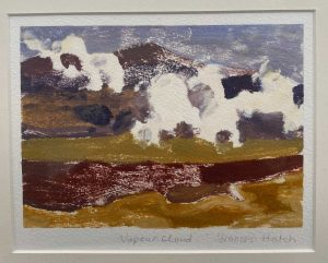 Iceland Monotype Vapour Cloud