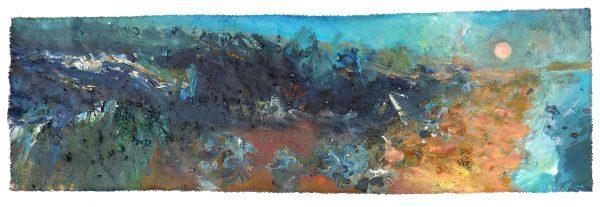 BLUEBERRY MOON, WEST BEXINGTON- FRANCES HATCH